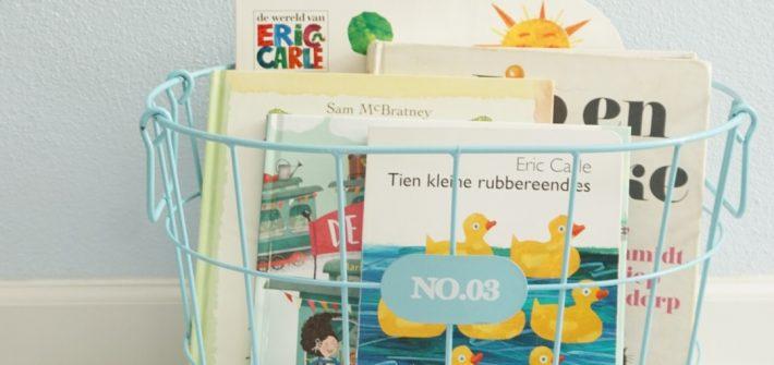 5 favoriete baby boeken