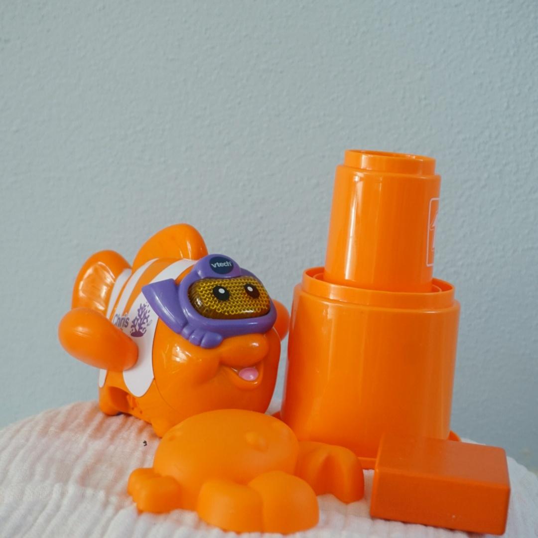 oranje speelgoed