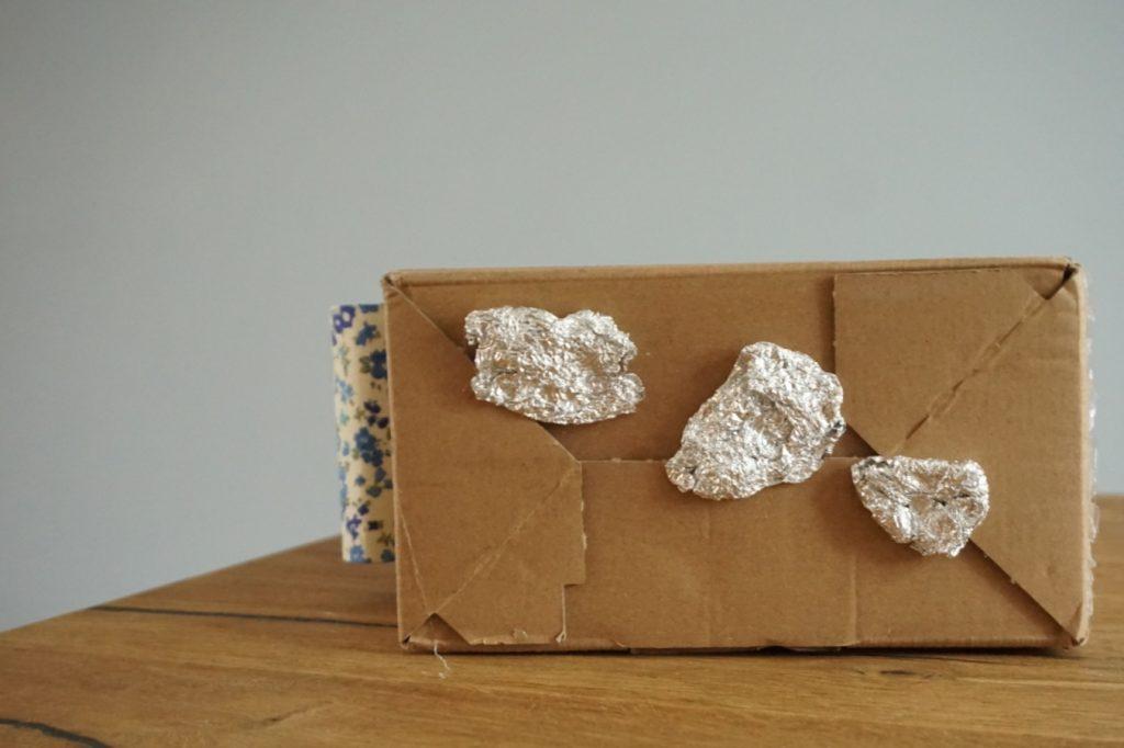 DIY aluminium babyspeelgoed