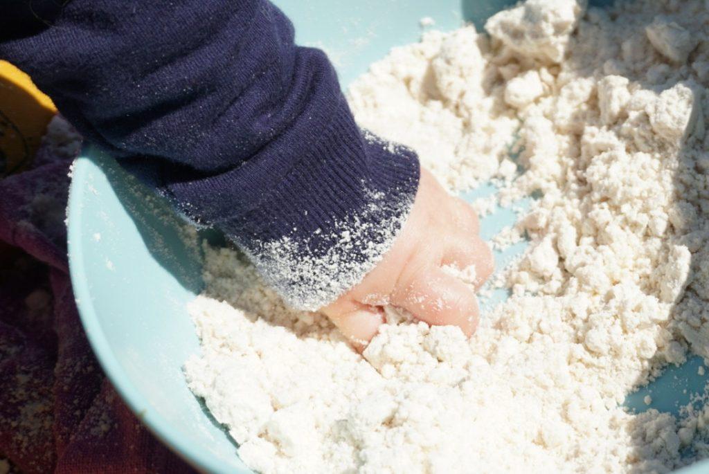sensopatisch spel moon sand