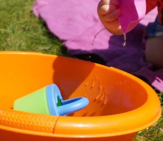 water spelen