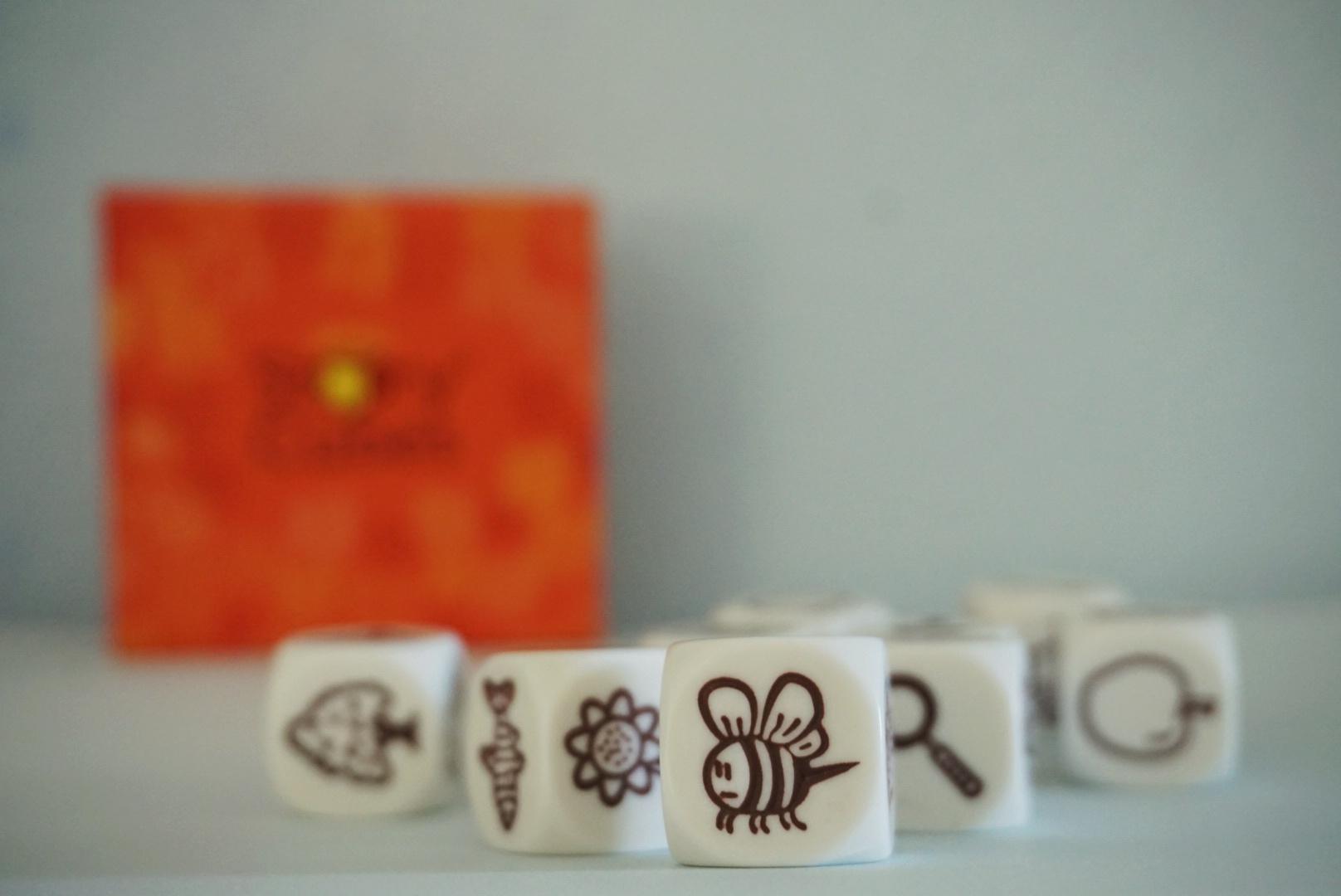 Story Cubes ideaal voor op vakantie