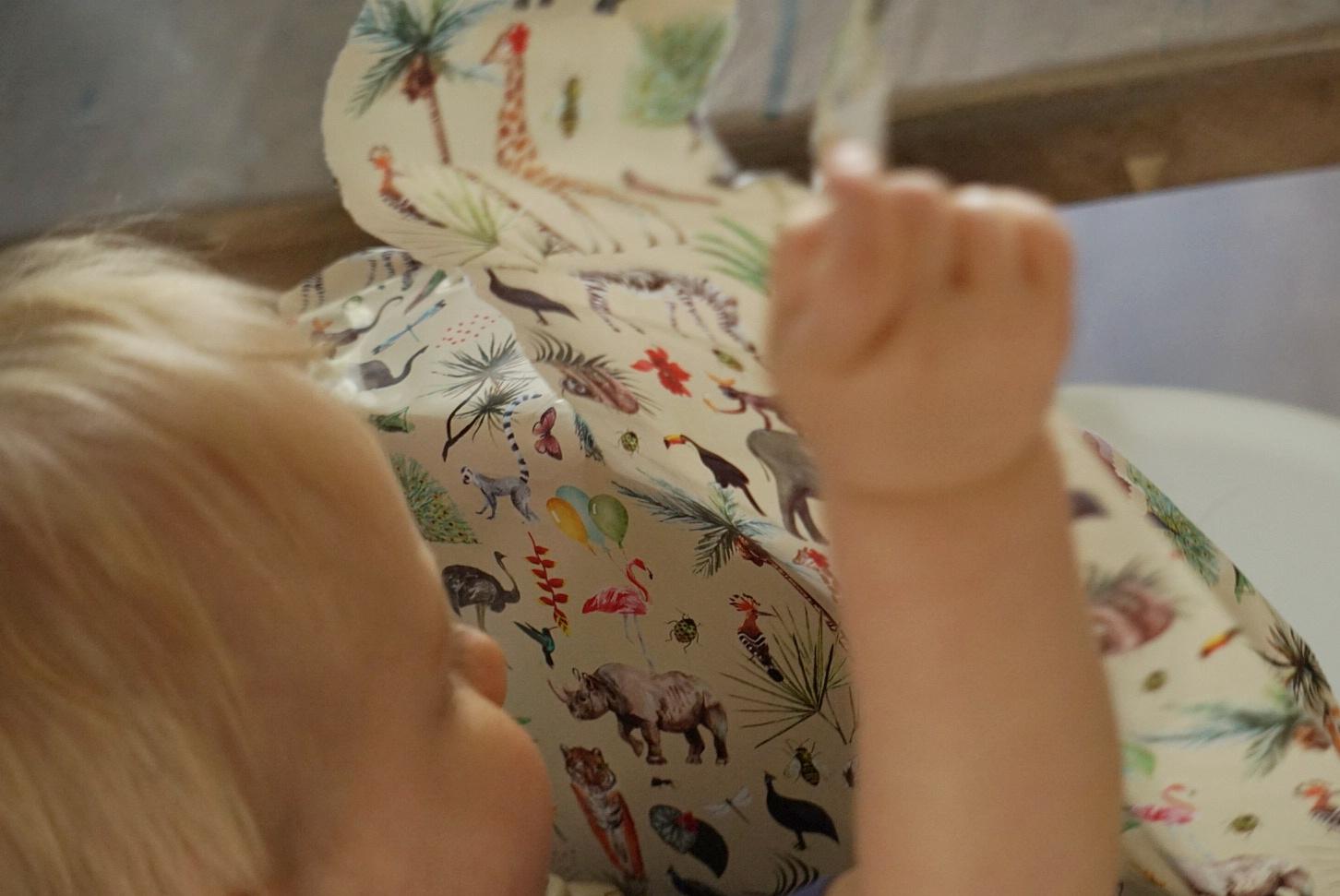 Speeltips voor een baby van 9-12 maanden