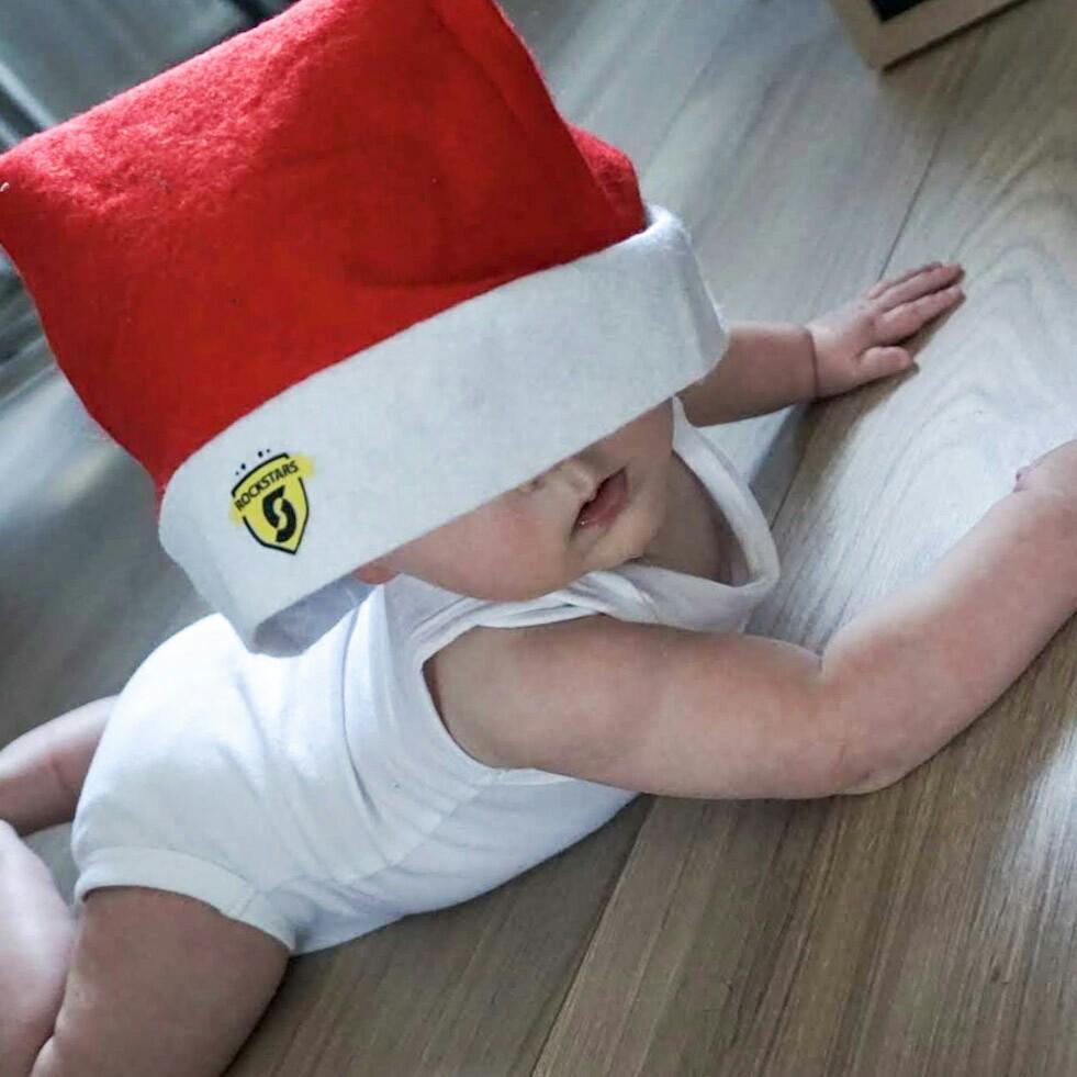 sint of kerst cadeaus voor een baby van 6 maanden