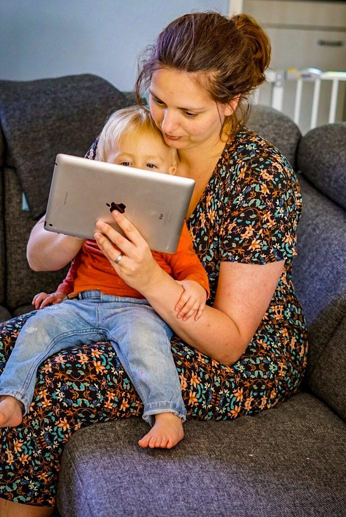 gratis prentenboeken & voorlees apps voor een dreumes