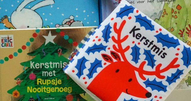welke boeken lezen we met 6 en 18 maanden tijdens kerst