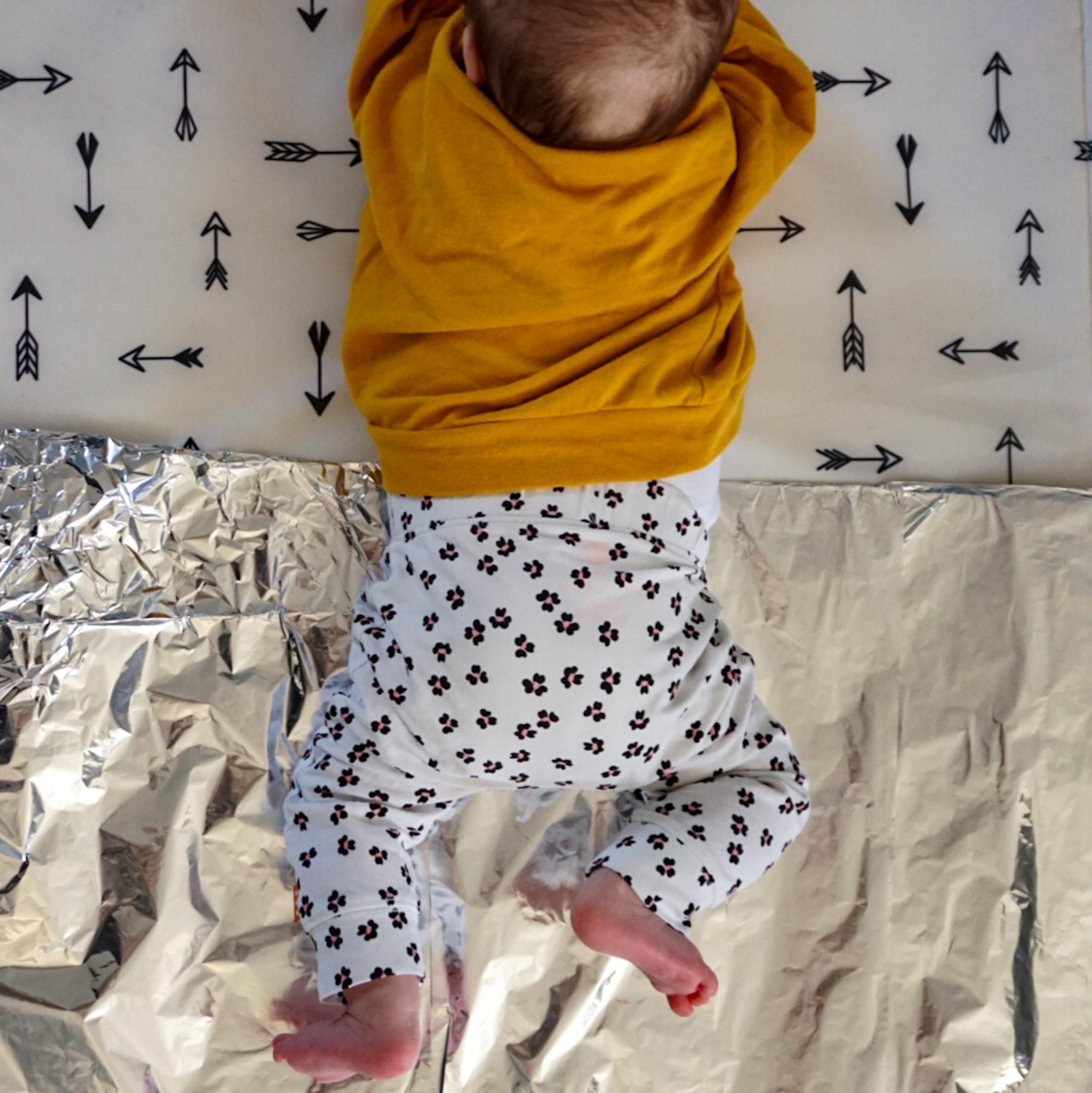 speeltip voor een baby van 4 - 6 maanden