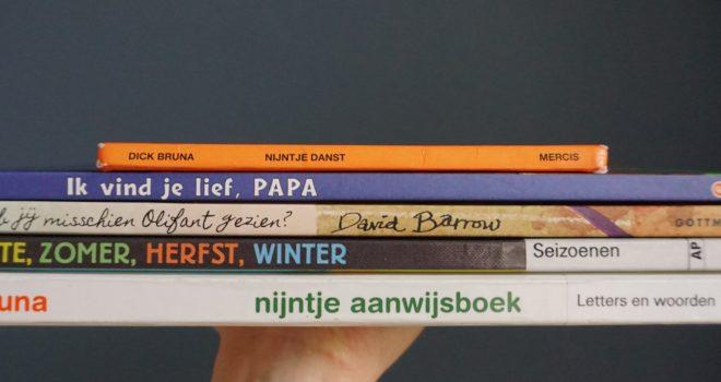 boeken 18 maanden