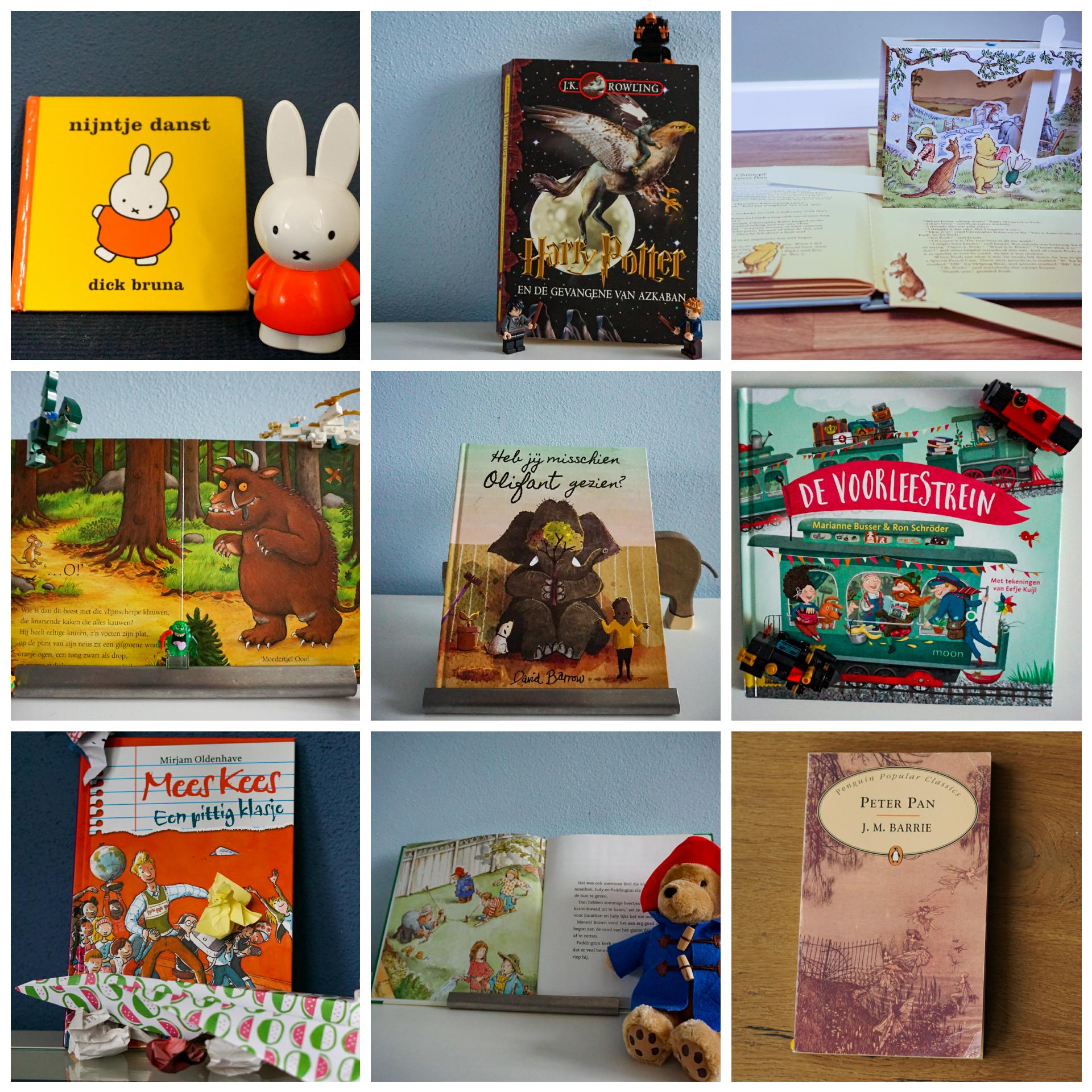 kinderboeken challenge