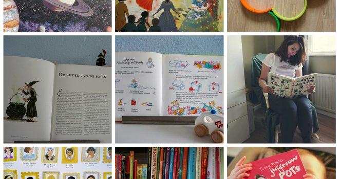 kinderboeken challenge dag 10 t/m 18