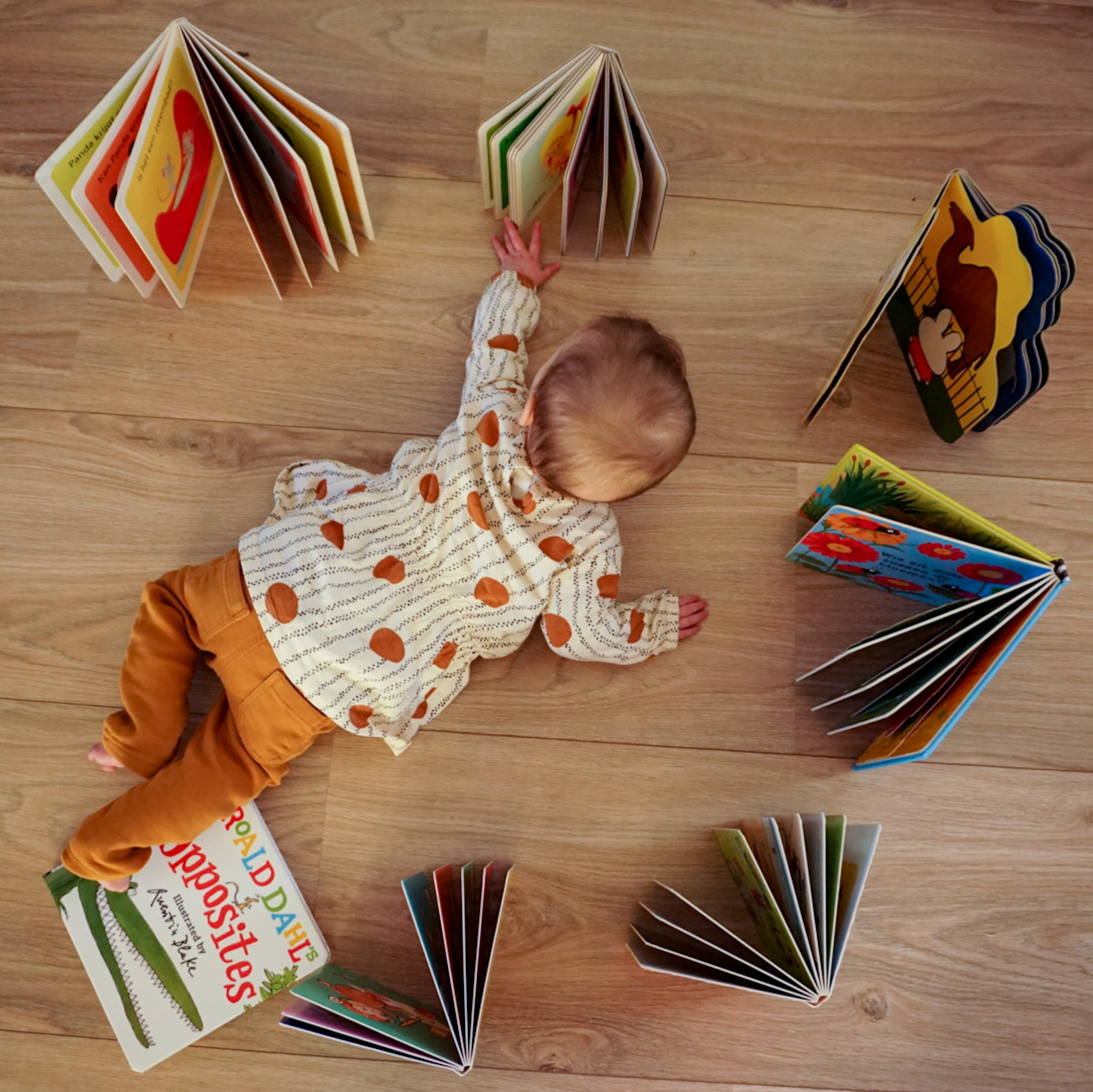 Speeltip: boeken omgooien