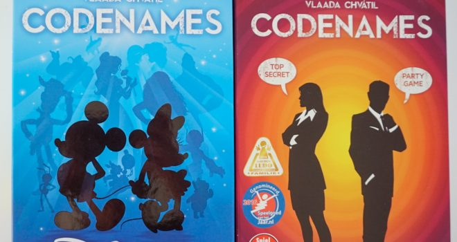 review codenames