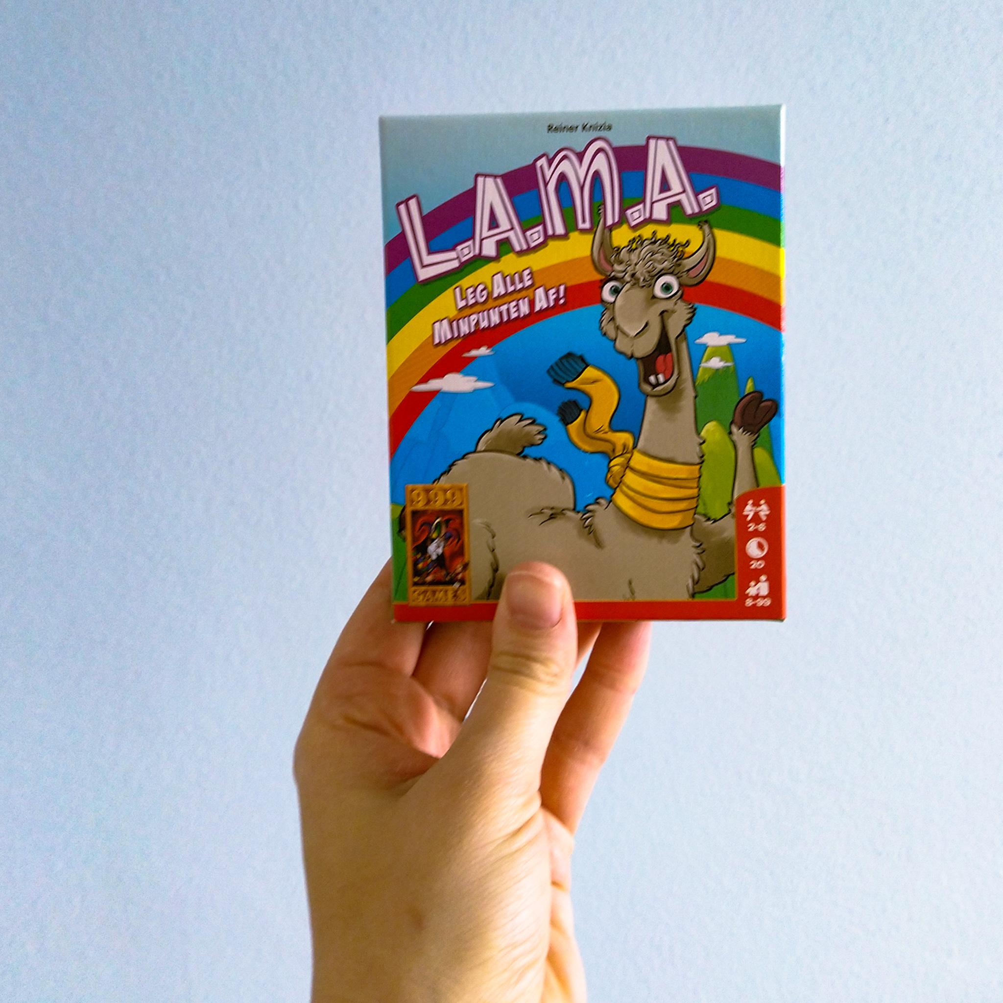 Review L.A.M.A.