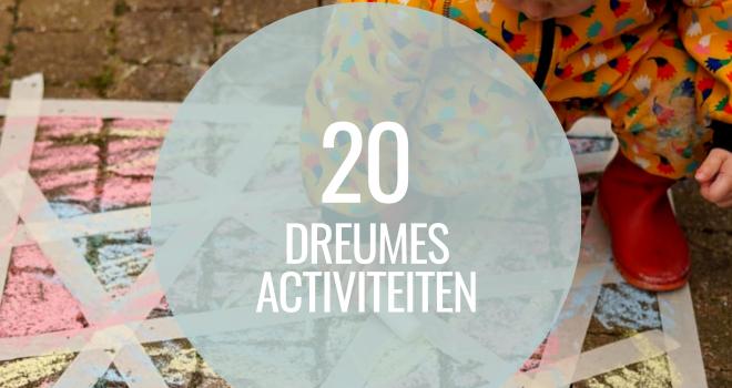 20 Dreumes activiteiten