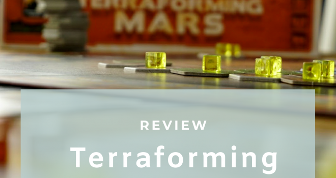 review terraforming mars