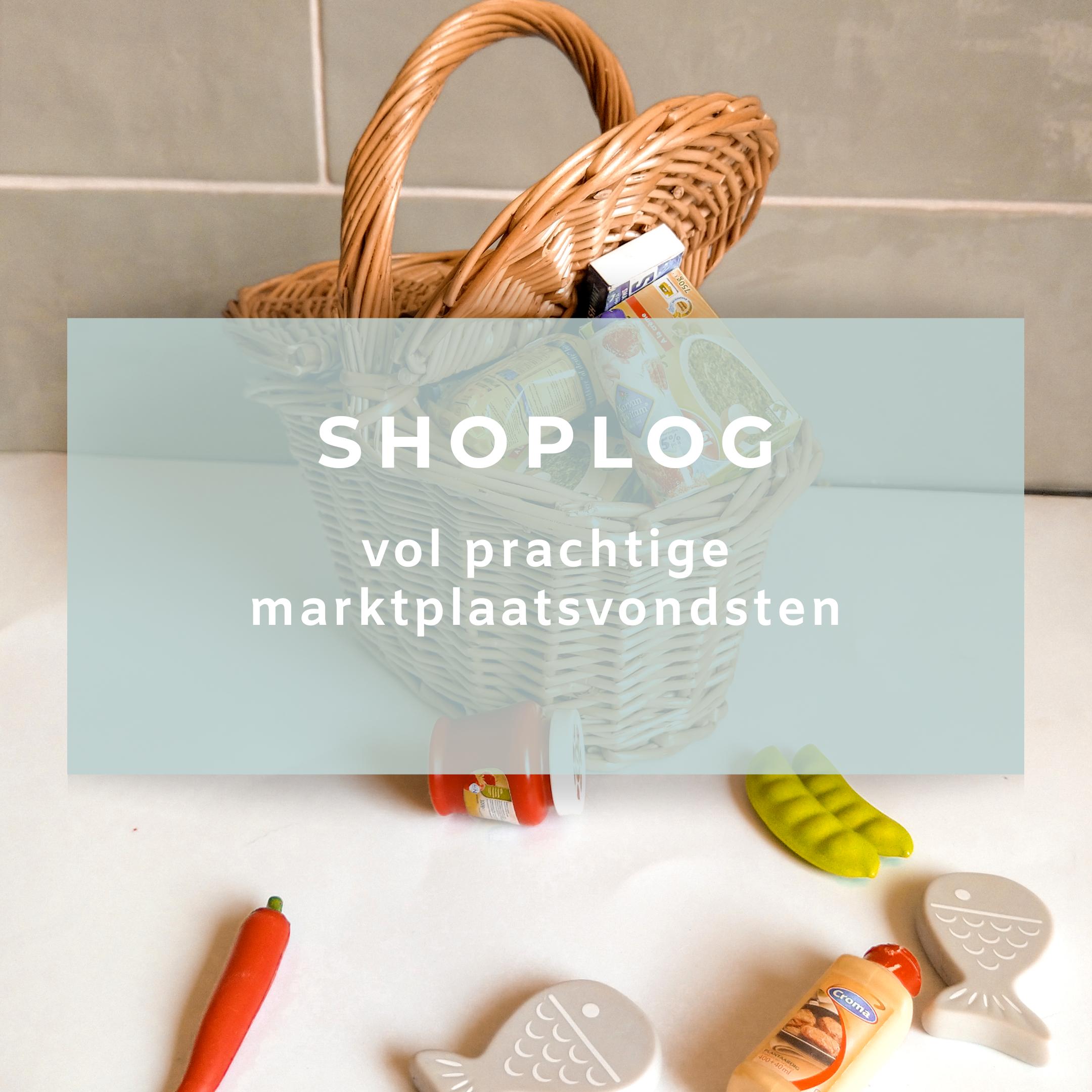 Shoplog vol prachtige marktplaatsvondsten deel 2