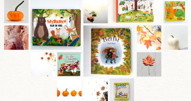 kinderboeken herfst