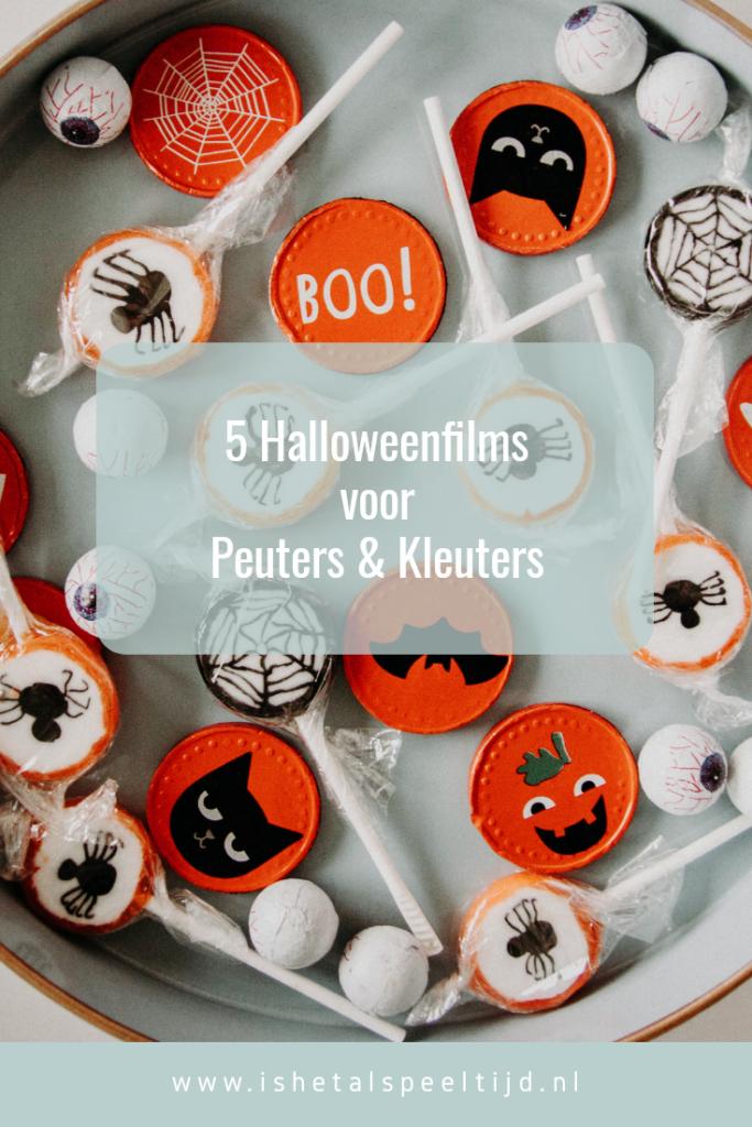 halloweenfilms peuters kleuters