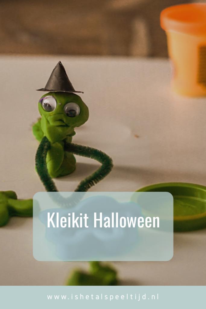 halloween klei kit