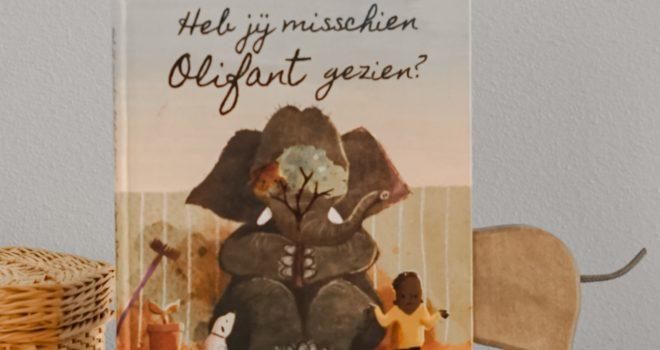 Boekenactiviteit: Heb jij misschien olifant gezien?