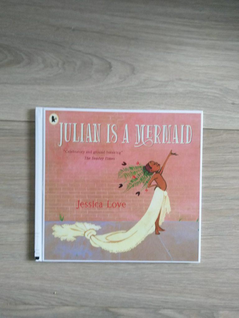 prentenboekrecensie julian is een zeemeermin