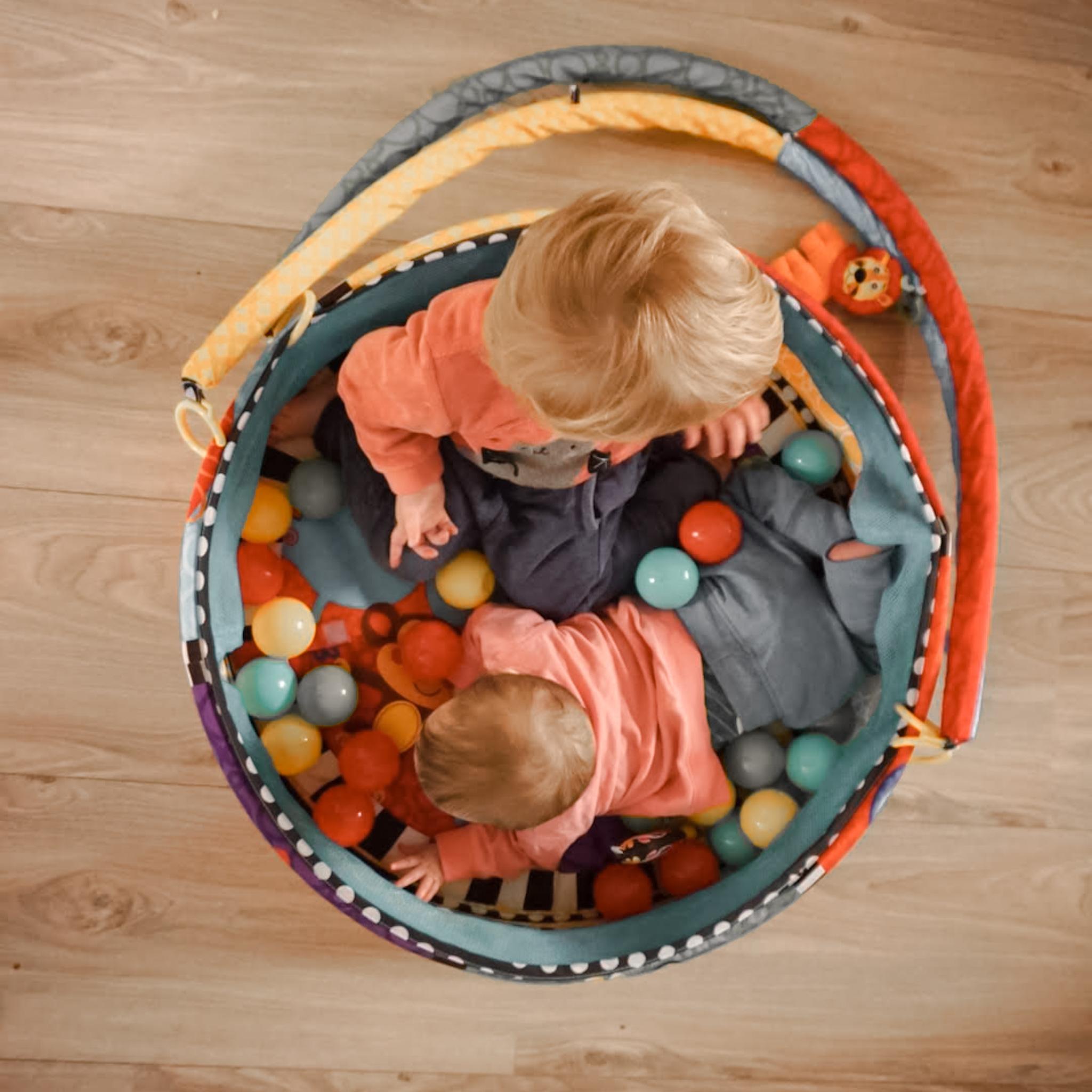 Het leukste speelgoed voor een baby van 6 tot 12 maanden