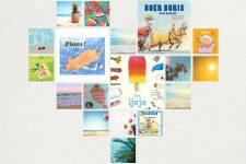de mooiste prentenboeken over de zomer