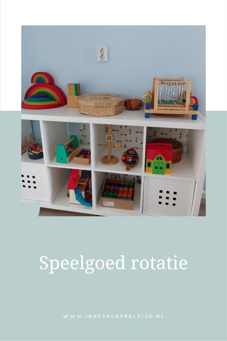 Speelgoed rotatie: wat is het?